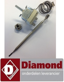 966375922 - Thermostaat instelbereik 101-185°C 1-polig voor friteuse DIAMOND E77/F26A7-N