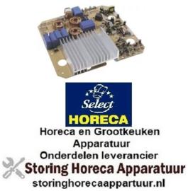 731402959 - Hoofdprintplaat inductieapparaat GIC2035 L 236mm B 230mm vanaf 06/2010 - HORECA-SELECT