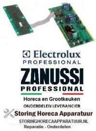 374401753 - Bedieningsprintplaat voor HACCP met hoofdprintplaat Electrolux, Zanussi