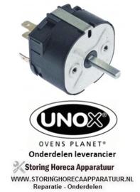 887TM1005A0 - Tijdschakelaar looptijd 60 min voor oven UNOX XF023