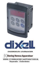 658378377 - Elektronische regelaar DIXELL XW20VS-5N0C0 inbouwmaat 55x70mm inbouwdiepte 40mm 230V