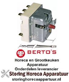 687375350 - Maximaalthermostaat uitschakeltemp. 360°C 3-polig 20A BERTOS