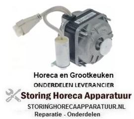106602051 - Ventilatormotor 18/62W 230V 50/60Hz 2600U/min