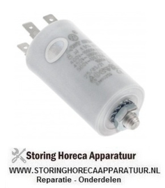 384365013 - Bedrijfscondensator capaciteit 8µF 400V