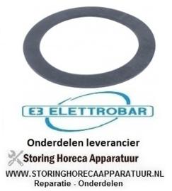 5414.371.02  - Vlakpakking rubber vaatwasser ELETTROBAR FAST160-2
