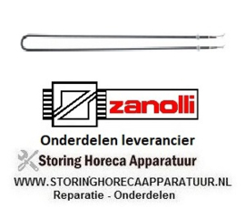 104418125 -  Verwarmingselement 3000W transport band oven ZANOLLI SYNTHESIS 10/75