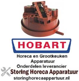 185541321 - Pressostaat 2 drukbereiken drukbereik 35/20 80/60mbar voor HOBART