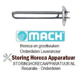 231416203 - Mach verwarmingselement 2600W 230V