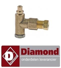 0180C01278 - waakvlambranderonderstuk VOOR DIAMOND HORECA G17/2F4T-N