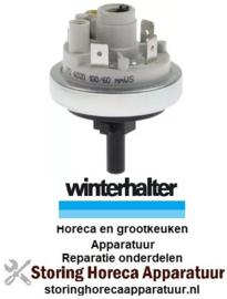 190543017 - Pressostaat drukbereik 105/75mbar voor vaatwasser WINTERHALTER