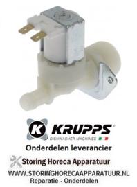 425370017 - Magneetventiel enkel voor vaatwasser KRUPPS