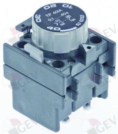 381179 - Hulpcontact contact 1NO/1NC aansluiting schroefaansluiting