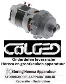 27777047 - Waspomp 230/400V 50Hz fasen 3 0,11 kW voor vaatwasser  COLGED