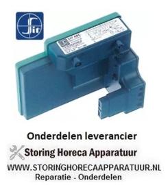 131102300 - Gasbranderautomaat SIT type 537ABC elektroden 1 wachttijd 1,5s beveiligingstijd 10s 230V 10VA