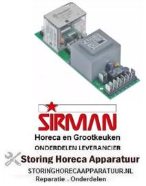 824403315 - Printplaat snijmachine CANOVA L 128mm B 42mm H 42mm Mastro, Sirman