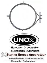 584419142 - Verwarmingselement 3100 Watt - 230 Volt voor UNOX OVEN