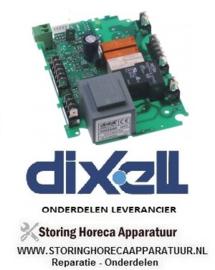 152378225 - Regelaar vermogensprintplaat DIXELL XW260K-5N0C0 inbouwmaat 90x83mm inbouwdiepte 40mm 230V