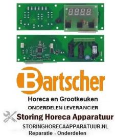155400736 - Bedieningsprintplaat salamander SH50SR BARTSCHER