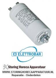 55260173  - Condensator pomp vaatwasser ELETTROBAR FAST 135, FAST 135D, FAST 135CT, FAST 135H, FAST 135HD , FAST 135HCT