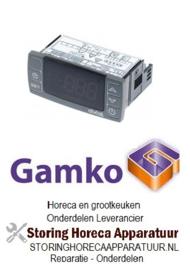 661378267 - Elektronische regelaar DIXELL XR02CX-5N0C1 inbouwmaat 71x29mm inbouwdiepte 56mm 230V