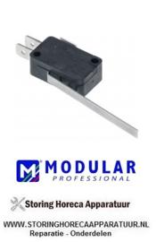 019345773 - Modular microschakelaar met hendel