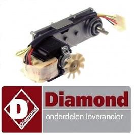 980F033 - MOTOR KOMPLEET VOOR DIAMOND FABY-2/BB