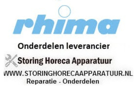 RHIMA - HORECA EN GROOTKEUKEN VAATWASSER REPARATIE ONDERDELEN