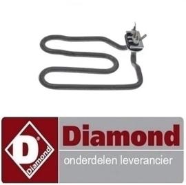 01874069 - TANK VERWARMINGS ELEMENT VOOR DIAMOND DFE6/6 - AC