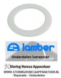 4330800052 - Vlakpakking onderste wasarm vaatwasser LAMBER P700