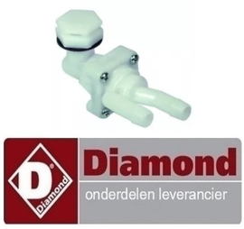 518144010 - ANTI-TERUGSLAGKLEP DIAMOND 015/25D-NP