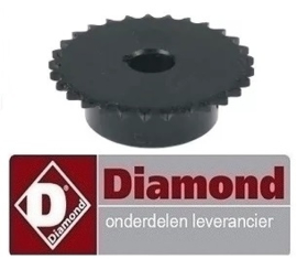 129A96ZH00010 - Kettingtandwiel DIAMOND IFM 22