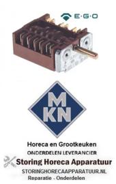 VE833300195 - Nokkenschakelaar 4 schakelstanden voor MKN