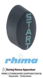 34550900118 - Druktaster blauwgrijs START RHIMA