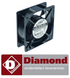 471VENT0012 - VENTILATOR VOOR 08/50 DIAMOND