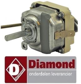 236RTCU600067 - Thermostaat bakplaat  DIAMOND  E77/PL4T-N