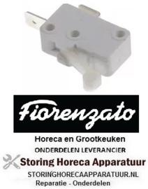 443347188 - Microschakelaar met hendel bediend door hendel 250V 16A Fiorenzato-M.C