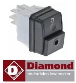 17318686 - Drukschakelaar aan- koelkast DIAMOND AR1N/L1
