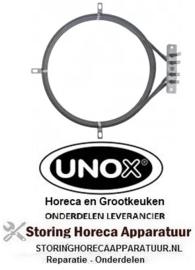 764419144 - Verwarmingselement 5000 Watt - 230 Volt voor UNOX OVEN