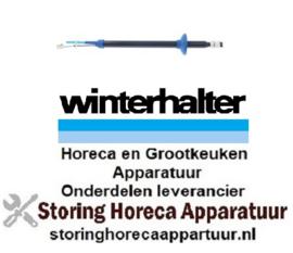 501361904 - Zuiglans set L 425mm kunststof voor Winterhalter
