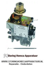 523106164 - Gasthermostaat type serie 630 Eurosit t.max. 340°C 100-340°C