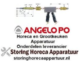 138102252 - Thermokoppel met onderbreker M9x1 L 600mm steekhuls ø6,0mm kabel 650mm ANGELO-PO