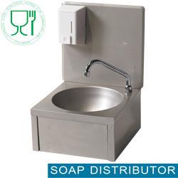 039.LM3-DSS - Handwasbak met zeepverdeler 500 ml