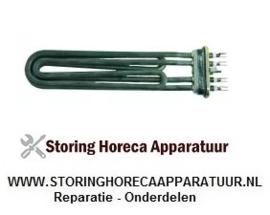 ST6415557 - Verwarmingselement 5600W 400V VC 2 L 272mm B 64mm pijp ø 8,5mm aansluiting vlaksteker 6,3mm