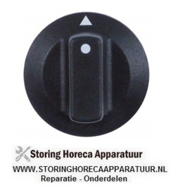 421110165 - Knop nulstreep ø 42mm