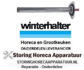 174420347 - Verwarmingspatroon 2500 Watt 200-255 Volt WINTERHALTER