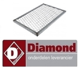 G77/GP4TO-N - DIAMOND LAVASTEENGRILL OPTIMA 700 HORECA APPARATUUR ONDERDELEN