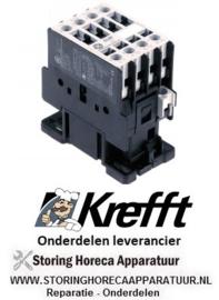2613.02805.08 - Relais AC1 32A 230VAC (AC3/400V) steamer KREFFT GG10.11NT