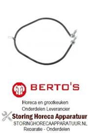 334418135 - Verwarmingselement 920W 230V voor Bertos oven