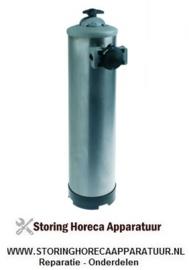 523530170 - Ontharder manueel met bypass ventiel containercapaciteit 20l harshoeveelheid 14l