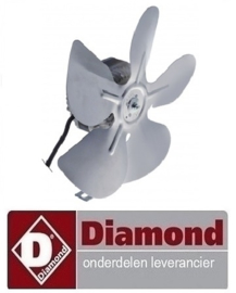 2536021050002 - Ventilator condensor DIAMOND BMIV20/TP